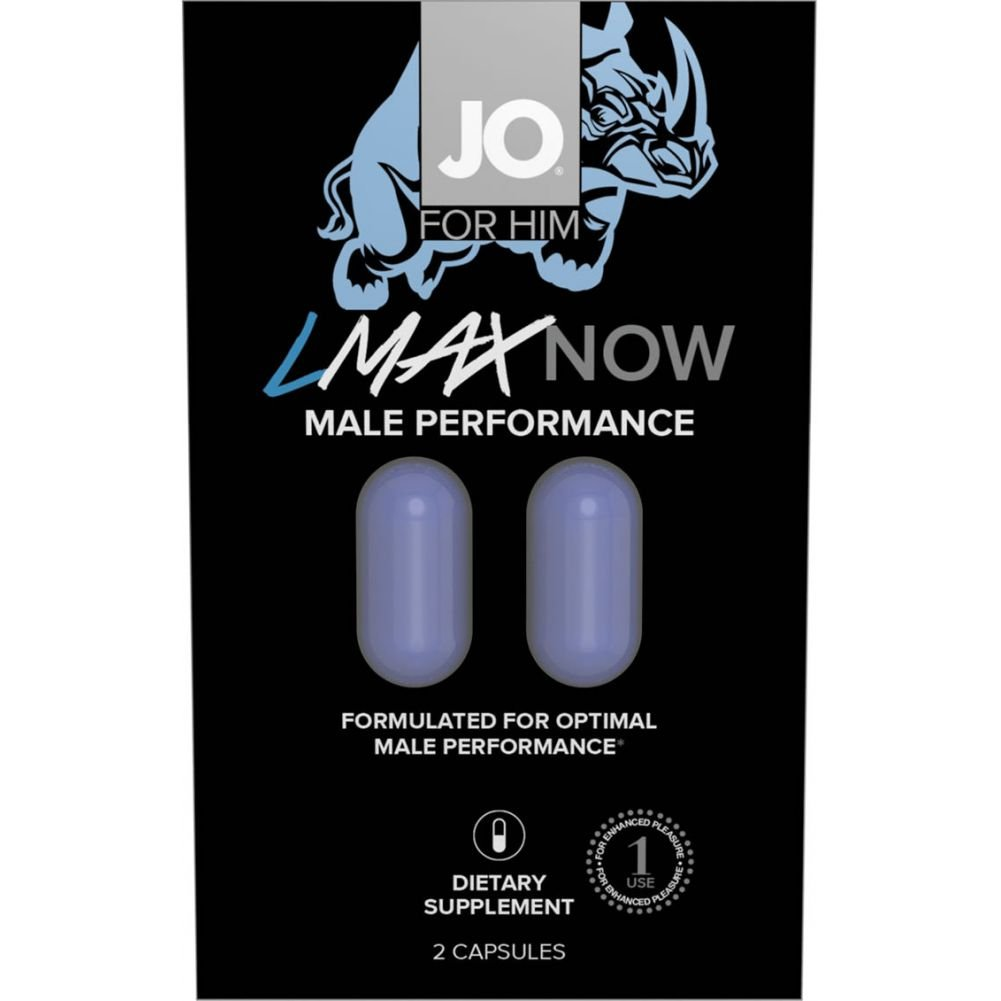 System Jo MenS Limitless Libido Quick Fix 1 Capsule 2 Piece Pack - View #2