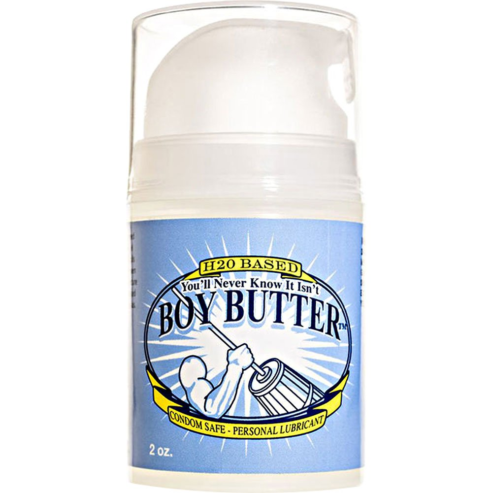 Boy Butter Ez Pump Water Based Lubricant 2 Oz - View #1