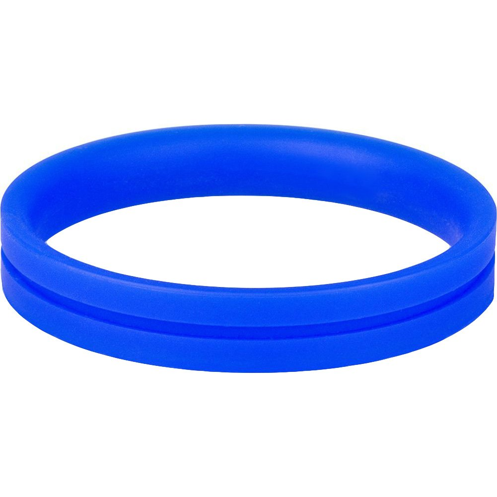 Screaming O Ringo Pro Cock Ring XXLarge Blue - View #3