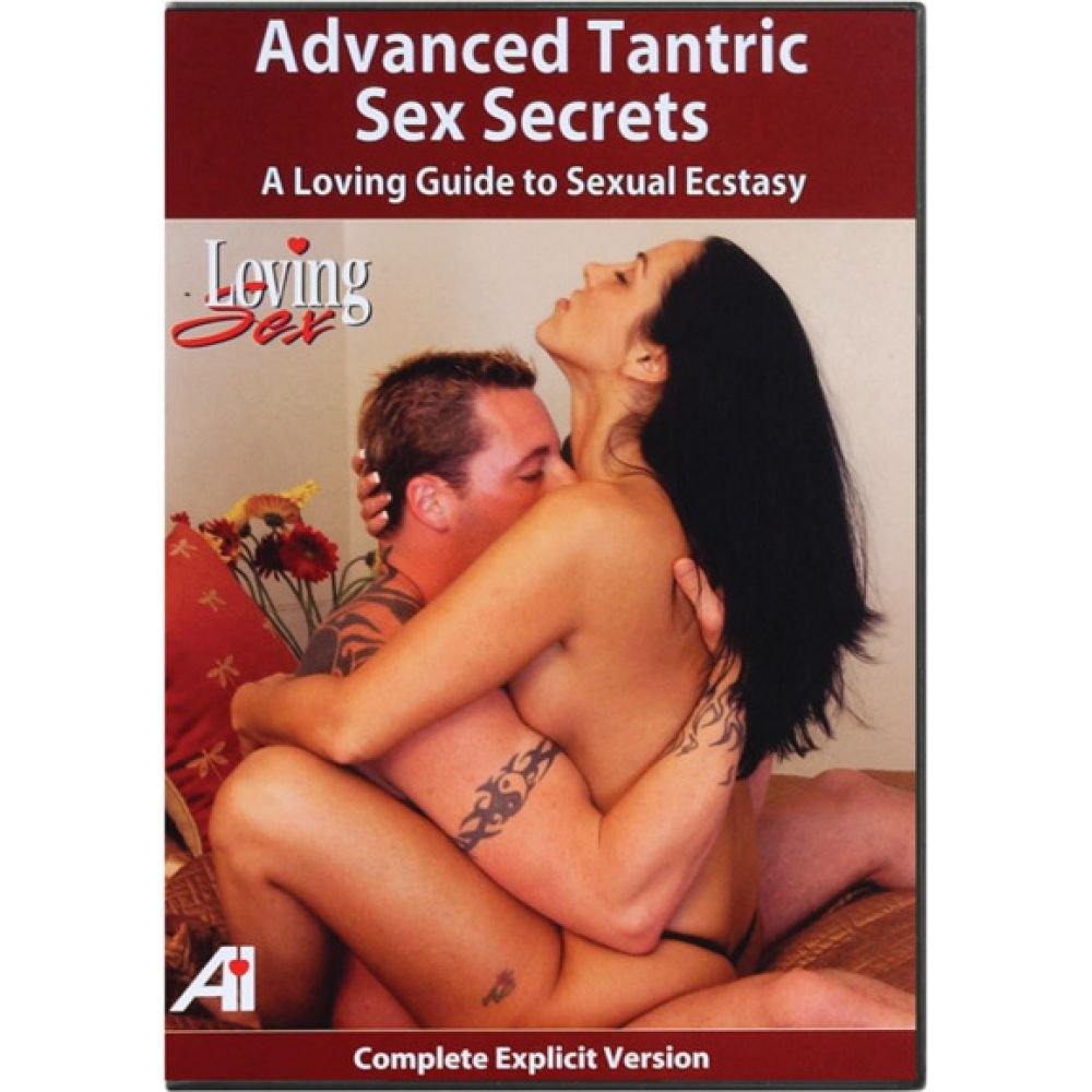 Advanced Tantric Sex Secrets DVD - View #1