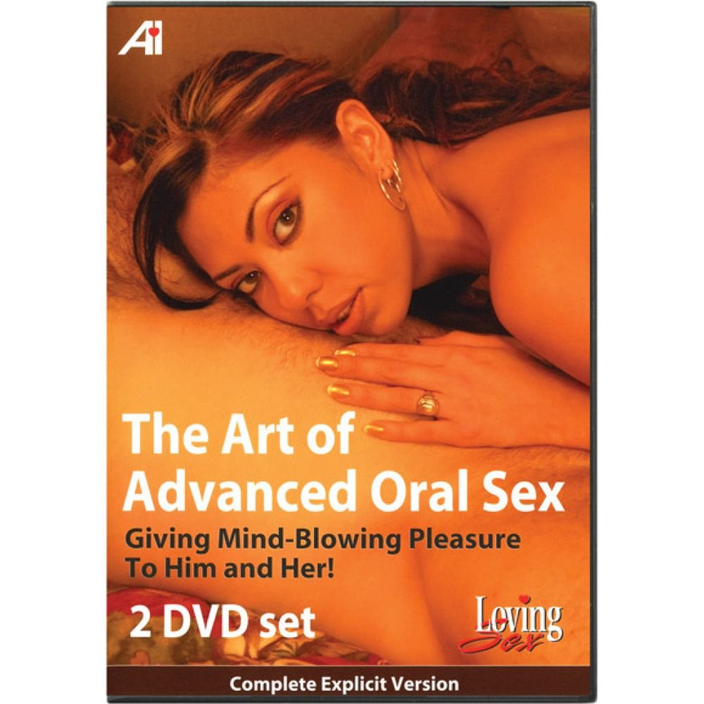 The Art of Advanced Oral Sex for Him and Her 2 Piece Set - View #2