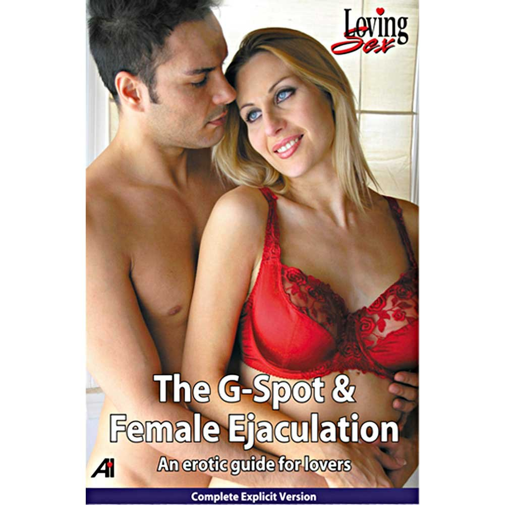 The G-Spot and Female Ejaculation Instructional DVD - View #2