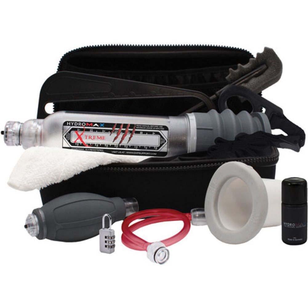 Ultramax Bathmate HydroMax X40 Pump Kit Crystal Clear - View #3