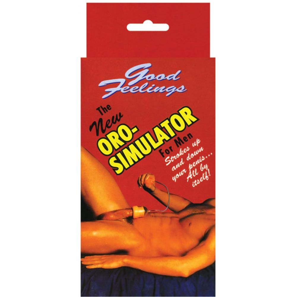 The Oro Stimulator Masturbator for Men - View #1