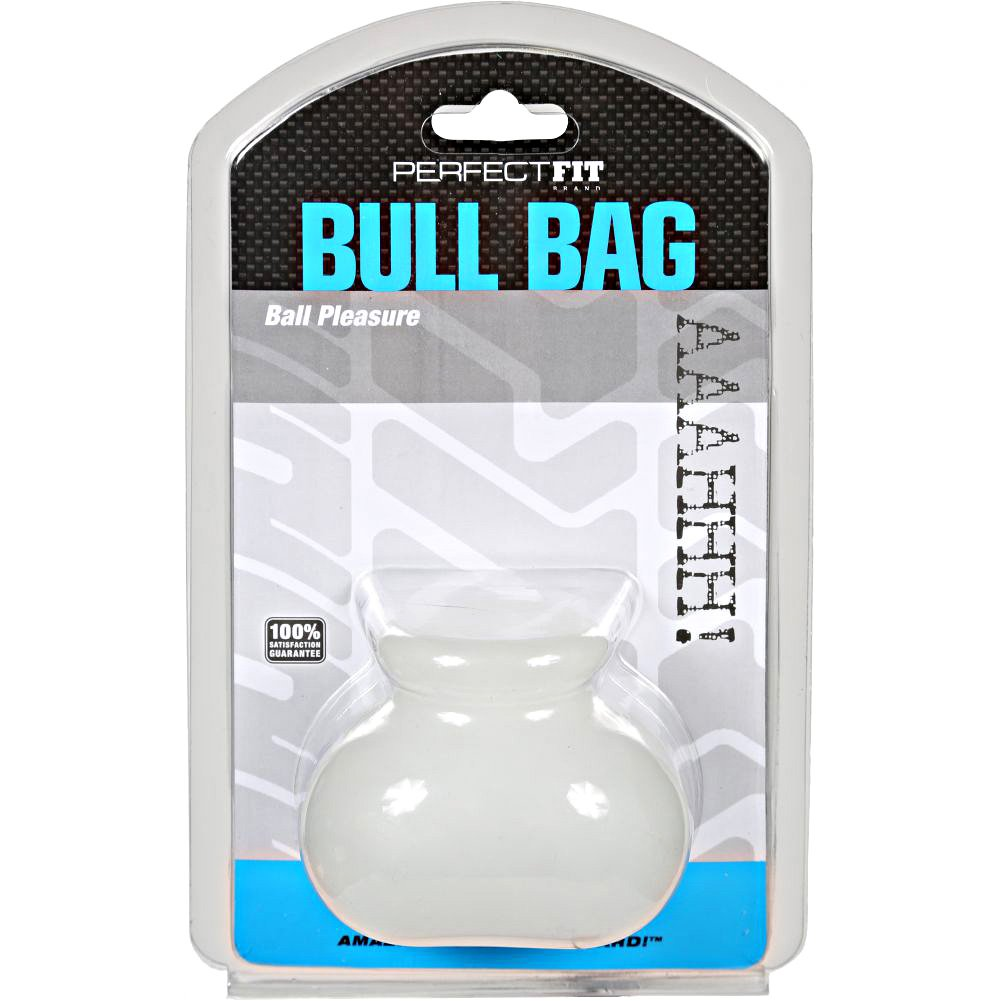 "Perfect Fit Bull Bag 0.75"" Ball Stretcher Clear - View #1"