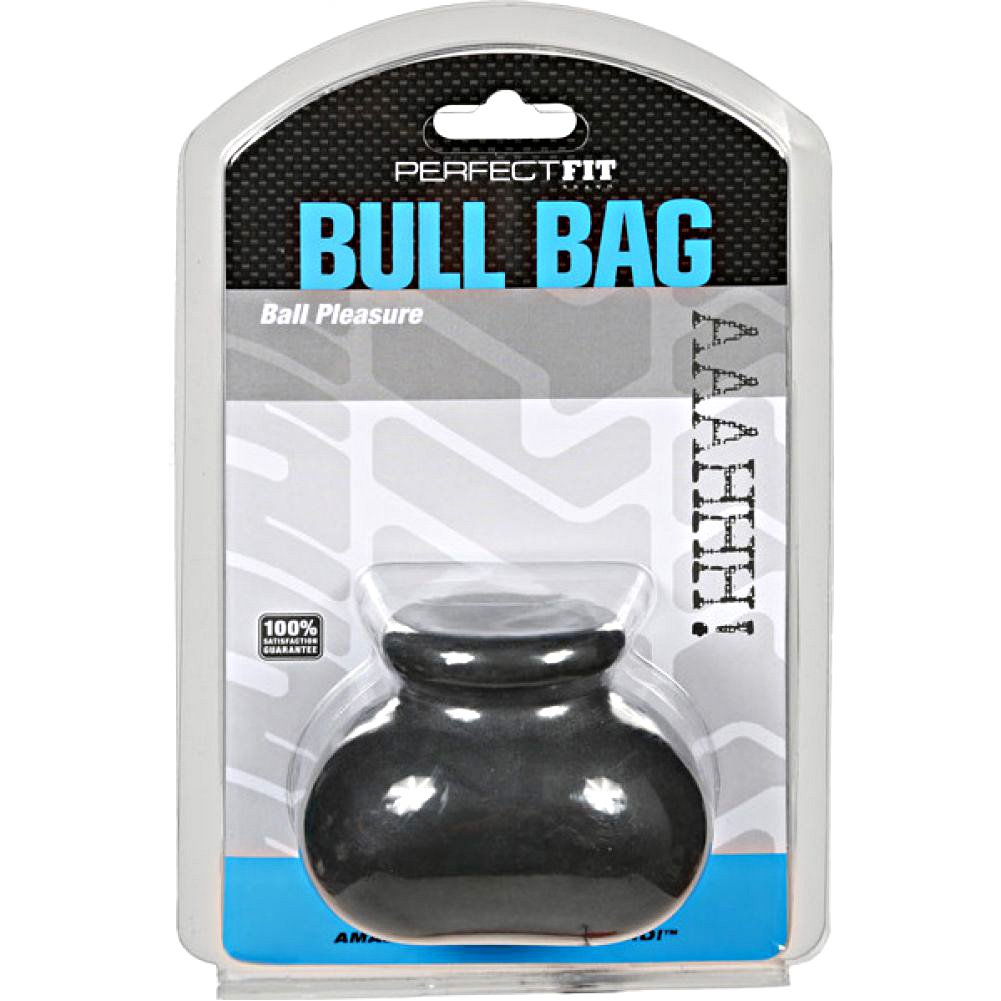 "Perfect Fit Bull Bag .75"" Ball Stretcher Black - View #1"