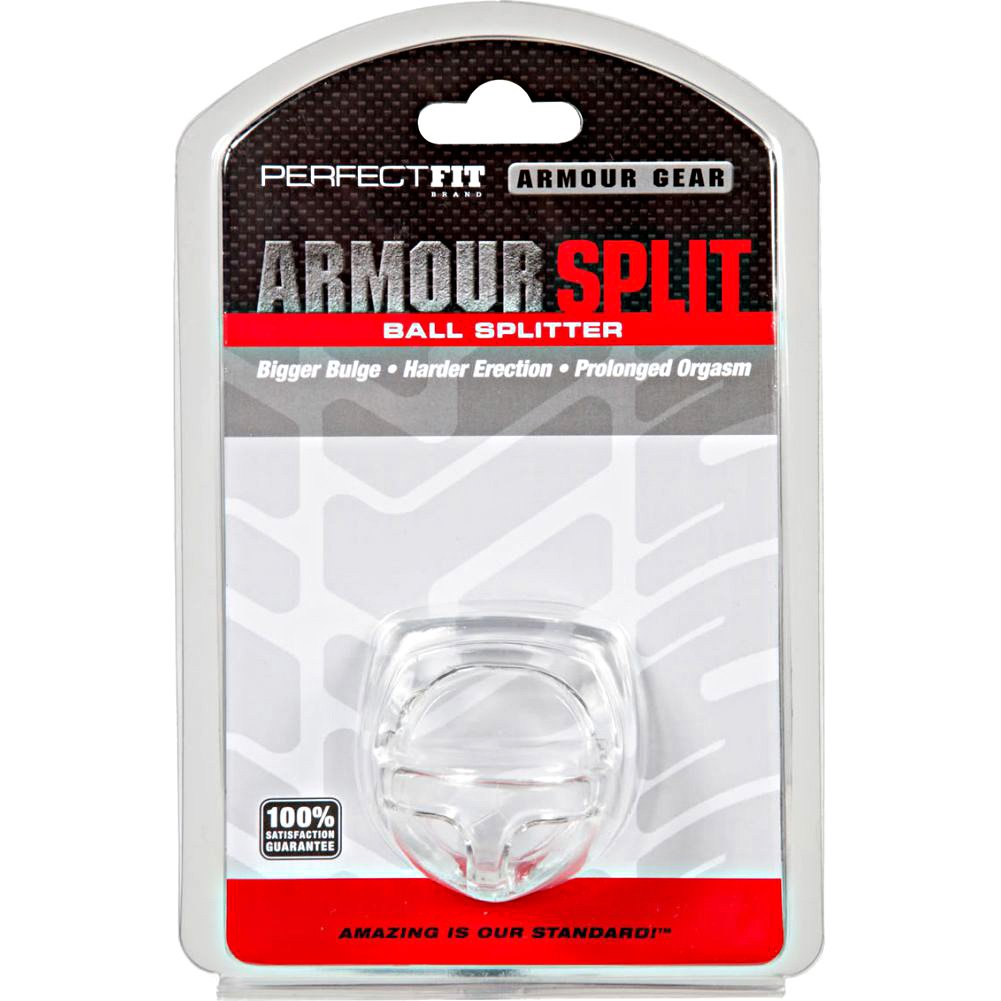 Perfect Fit Armour Gear Armour Split Ballsplitter Clear - View #1