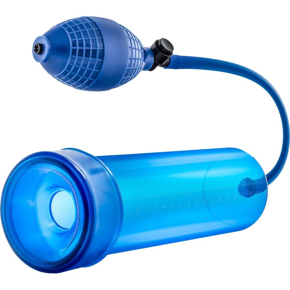 "Blush Performance 101 Starter Series Pump 8"" Blue - View #3"
