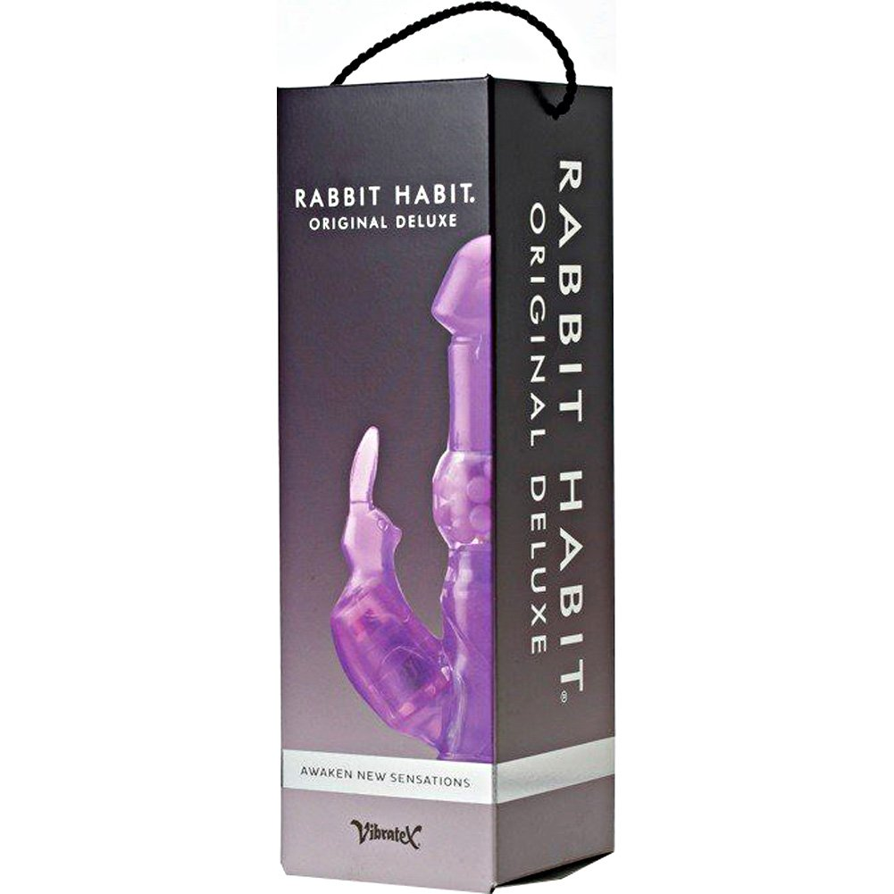 Vibratex rabbit habit elastomer vibrator