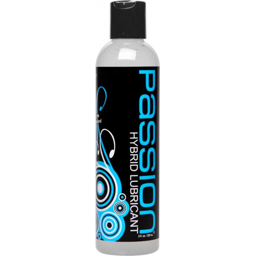 Passion Performance Super Slick Hybrid Personal Lubricant 8.25 Fl.Oz 244 mL - View #1