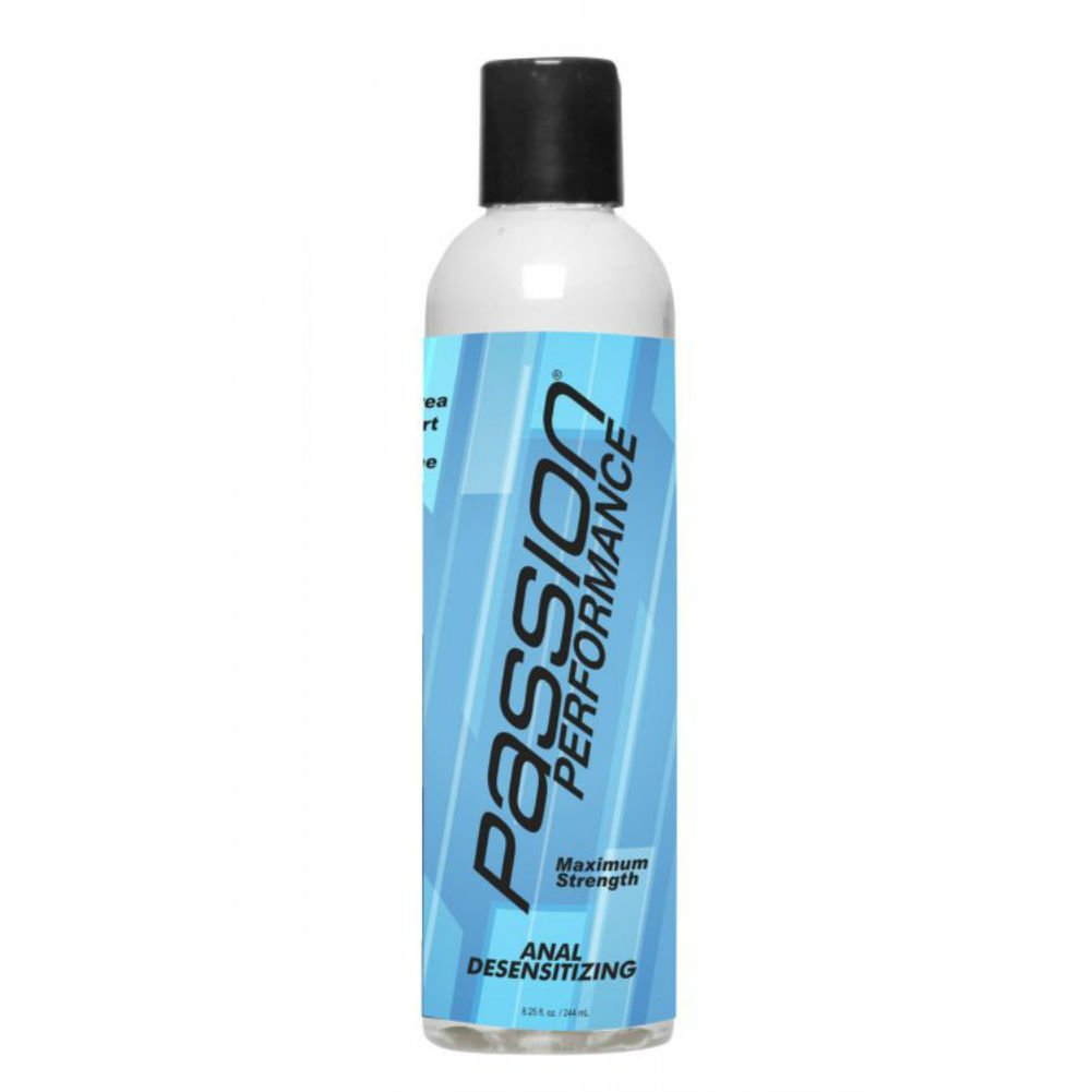 Passion Performance Anal Desensitizing Lubricant 8.25 Fl.Oz 245 mL - View #1
