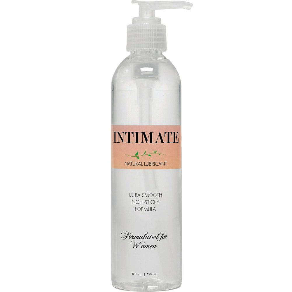 Intimate Natural Lubricant for Women 8 Oz - View #1