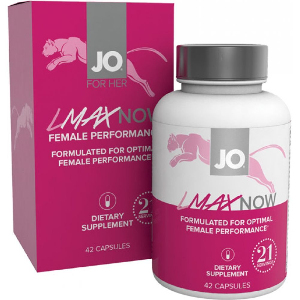 System JO Lmax Now for Women Bottle of 42 - View #1