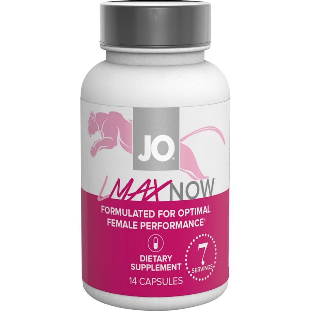 System JO Lmax Now for Women 1 Capsule Bottle of 7 - View #2