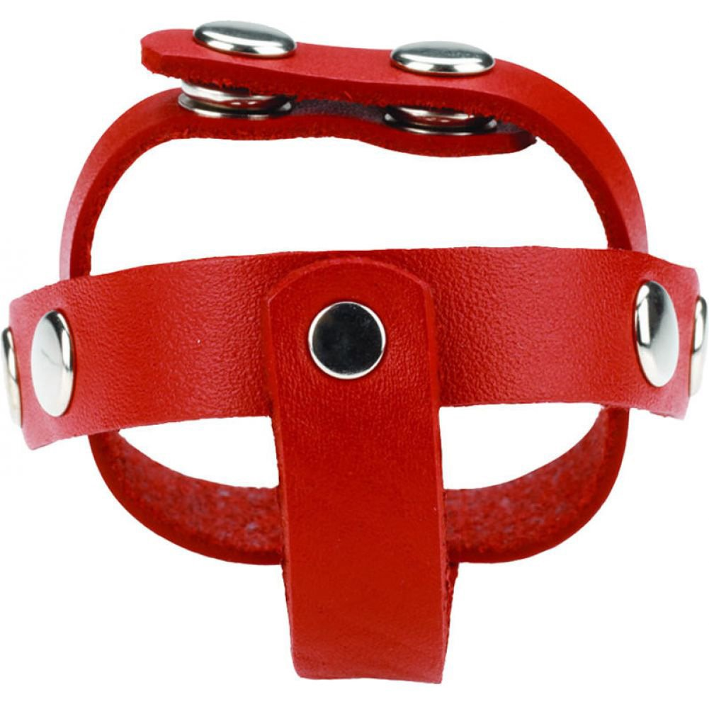 Spartacus Redline Oiltan T Style Ball Divider Red - View #2