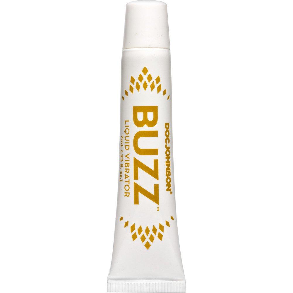 Doc Johnson BUZZ Liquid Vibrator Arousal Gel 0.25 Fl.Oz 7 mL - View #2