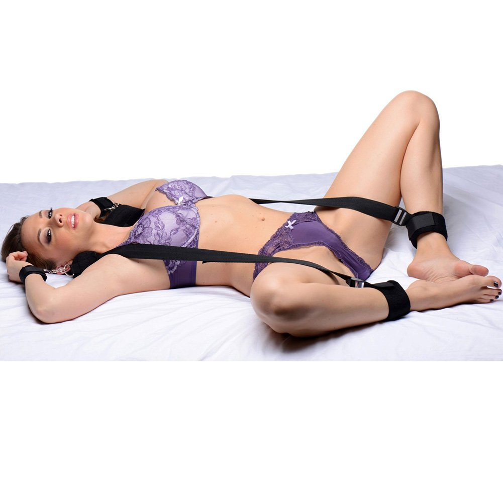 Frisky Deluxe Spread Me Positioning Aid Black - View #1