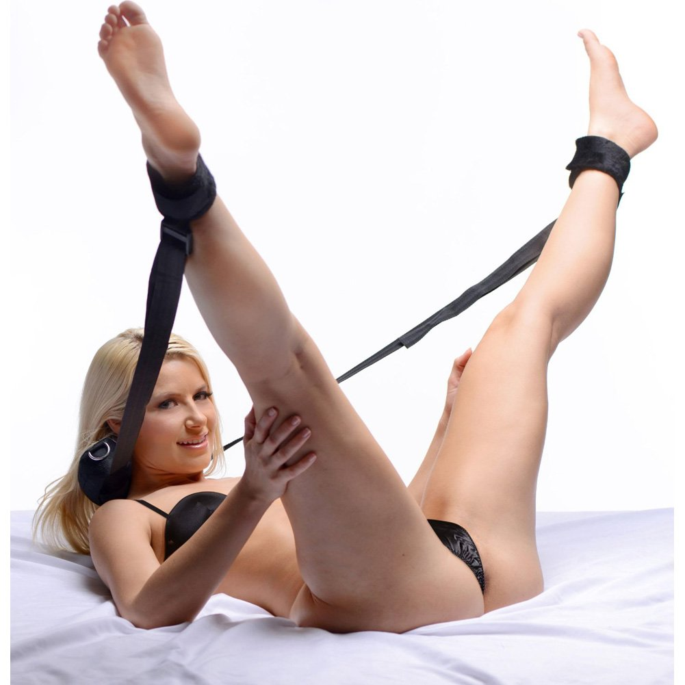 Frisky Deluxe Spread Me Positioning Aid Black - View #3
