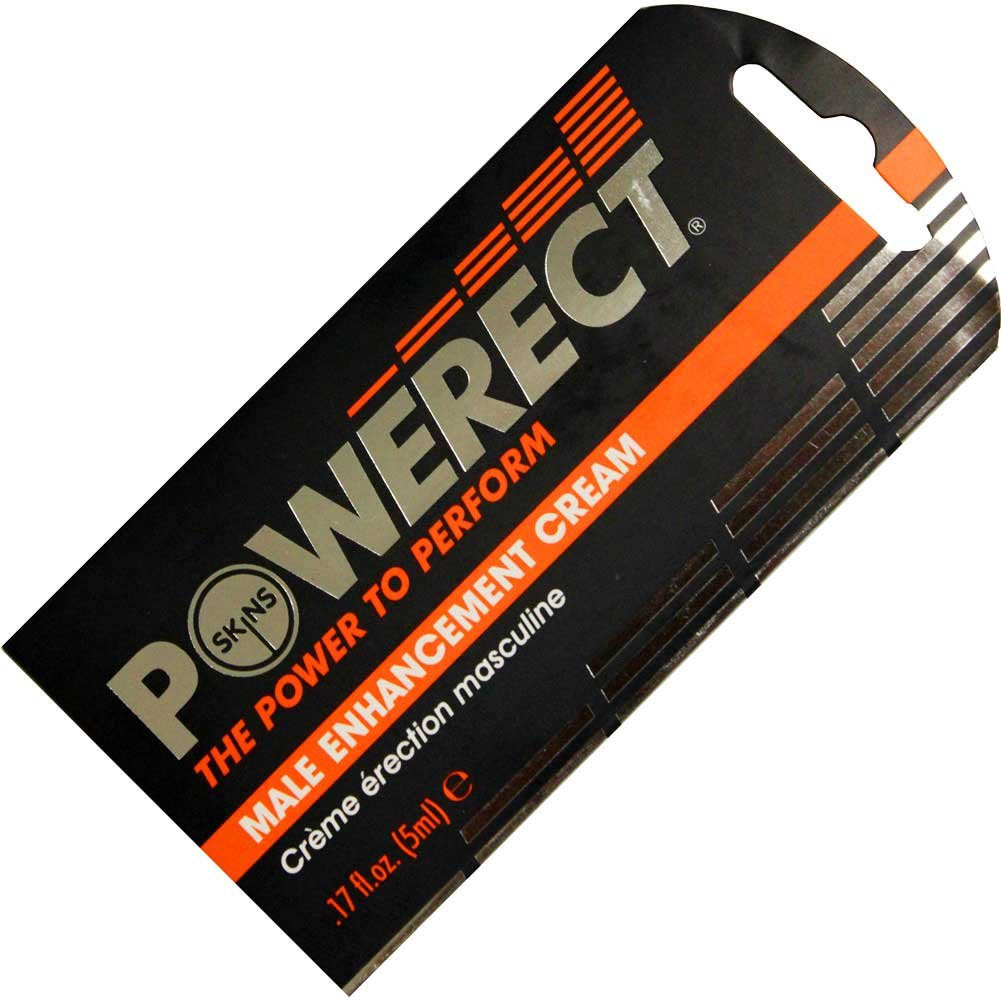 Powerect Male Inhancement Power Cream 0.17 Fl.Oz 5 mL Sachet - View #2