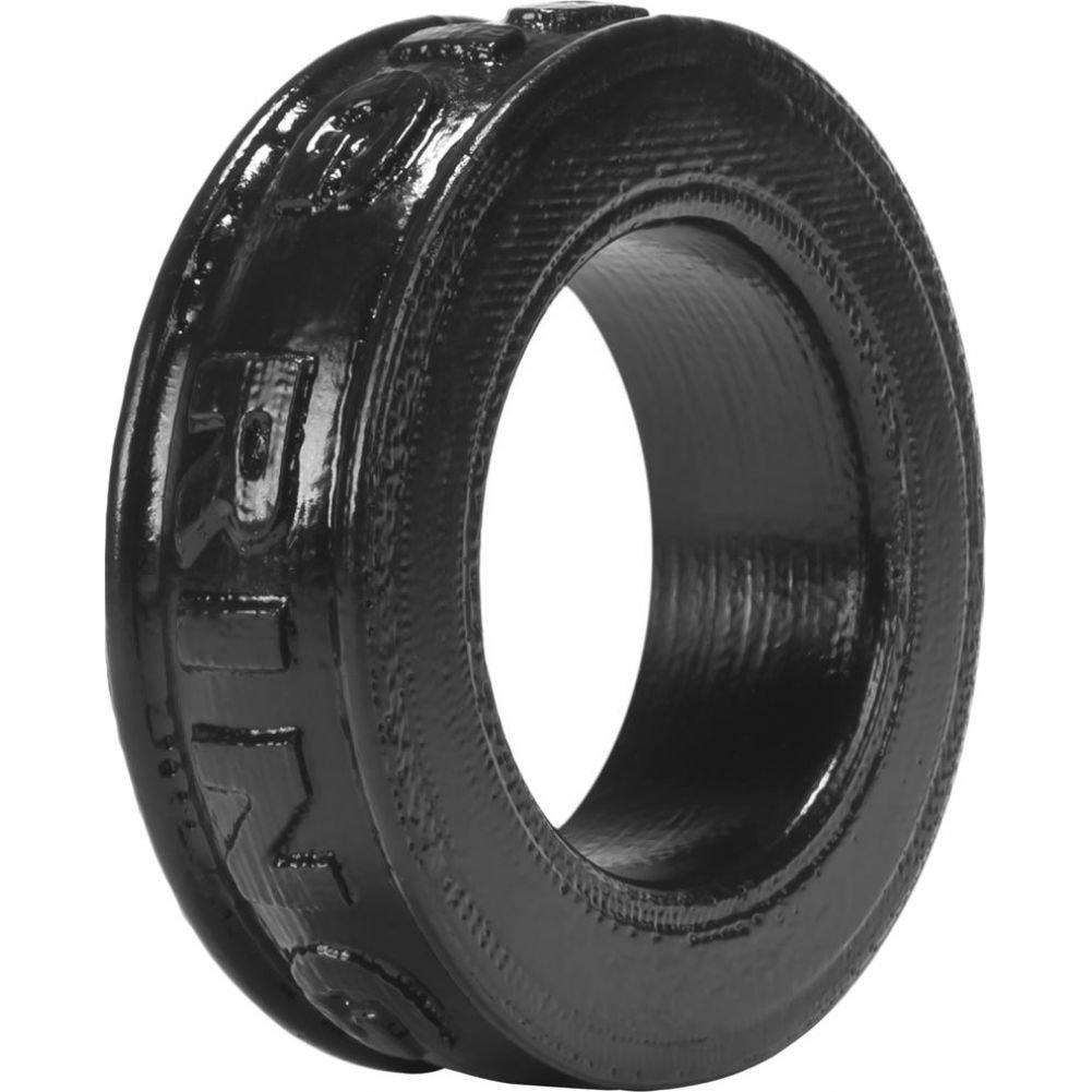OxBalls Pig Ring Comfort Cockring Black - View #1