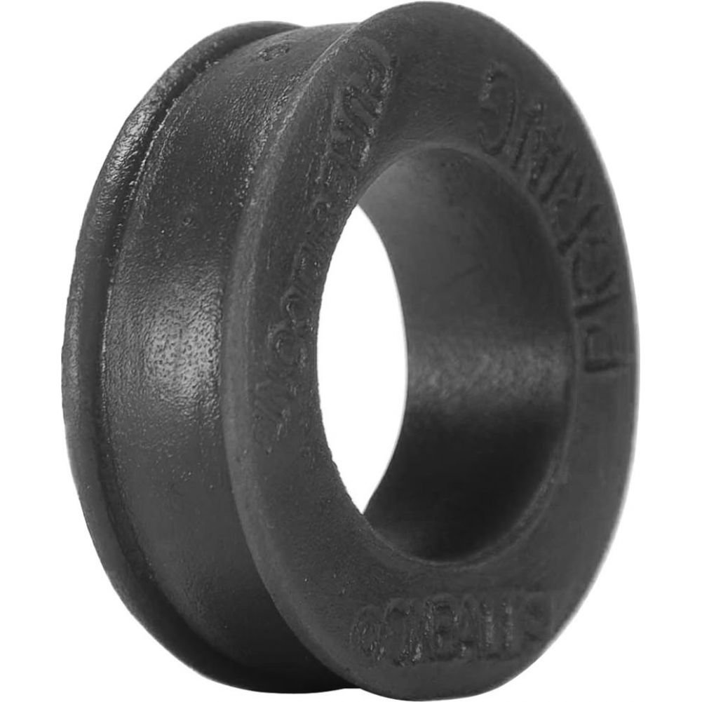 "OxBalls Pig Ring Silicone Cockring 2.25"" Smoke - View #1"