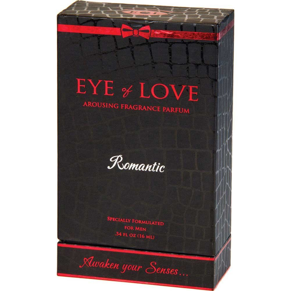 Eye of Love Romantic Arousing Pheromone Parfume for Men 16 mL - View #1
