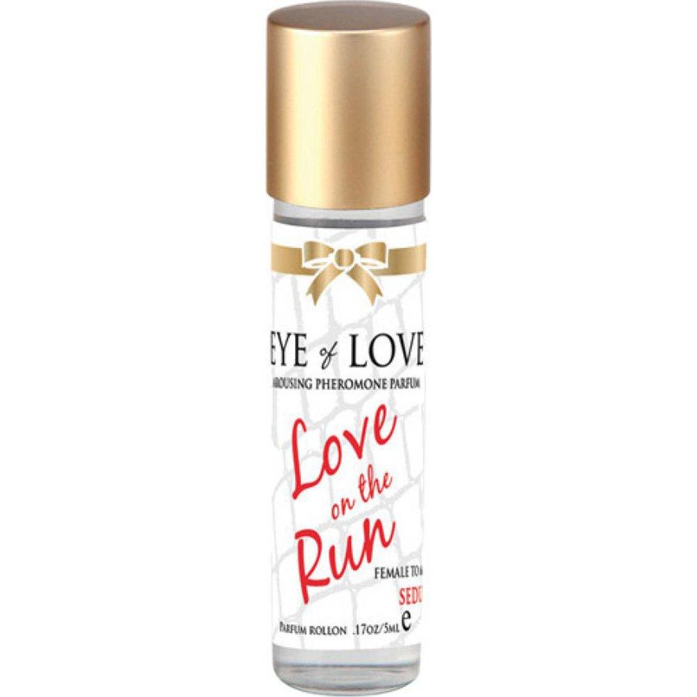 Eye of Love Love On the Run Seduce Arousing Pheromone Parfume for Women 5 mL - View #2
