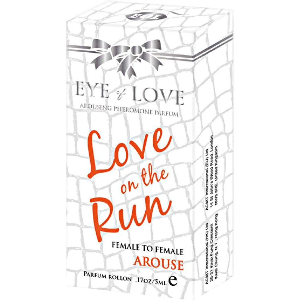 Eye of Love Love On the Run Arouse Arousing Pheromone Parfume for Women 5 mL - View #1