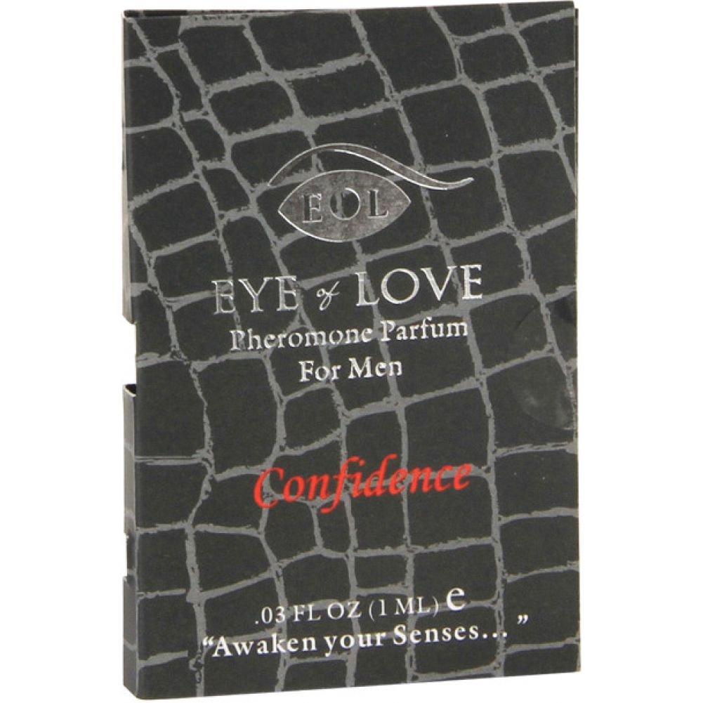Eye of Love Confidence Male to Female Arousing Pheromone Parfume 0.03 Fl.Oz 1 mL - View #2