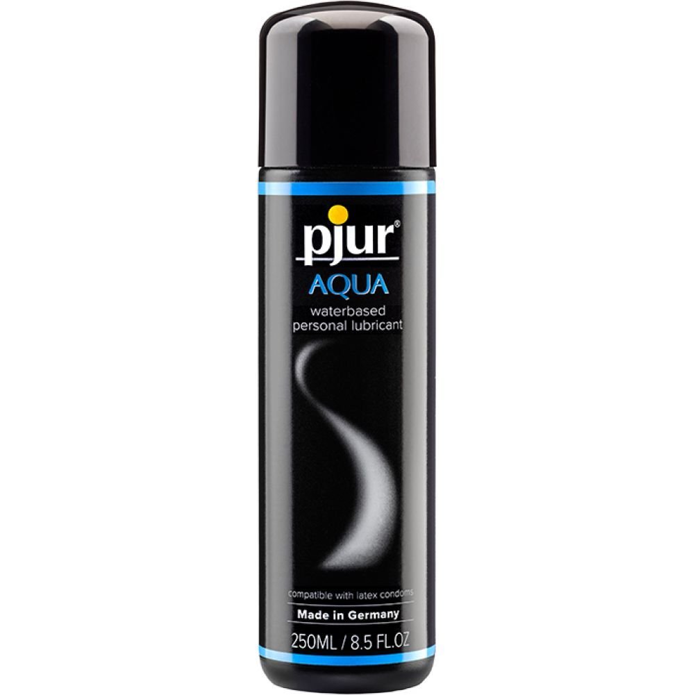 Pjur Aqua Water Based Personal Lubricant 8.5 Fl.Oz 250 mL - View #1