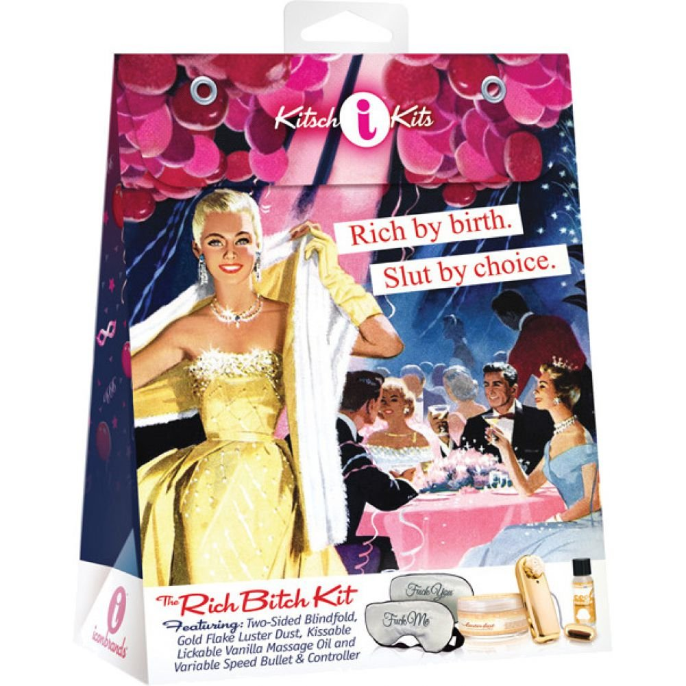 Icon Brands Kitsch Kits the Rich Bitch Kit - View #1