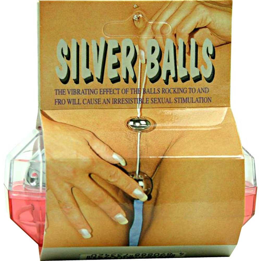 Duo Tone Balls Waterproof Silver - View #1