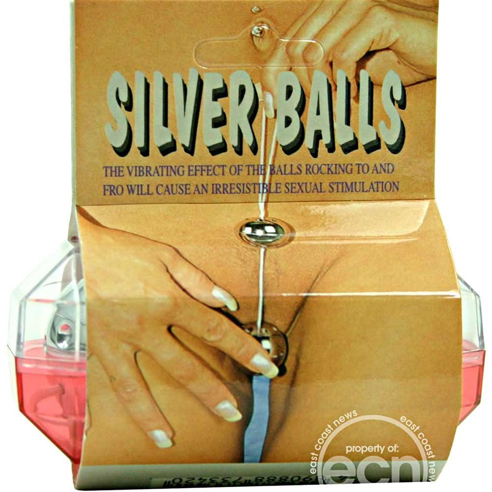 Duo Tone Balls Waterproof Silver - View #3