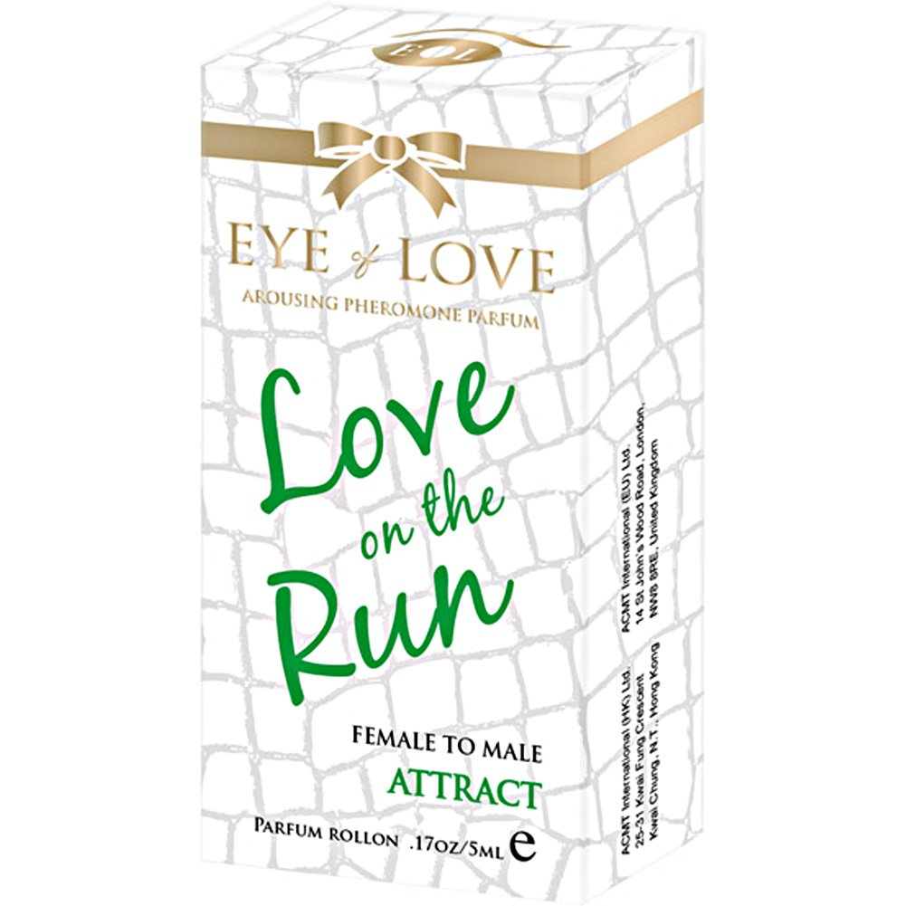 Eye of Love Pheromone Roll On Female to Male Attract 0.17 Fl.Oz 5 mL - View #1