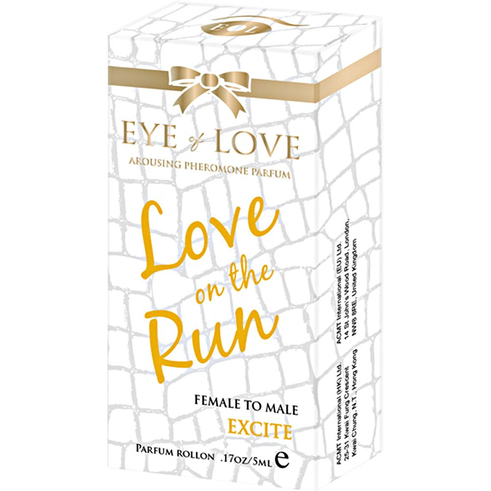 Eye of Love Pheromone Excite Roll On Female Parfum 0.17 Fl.Oz 5 mL - View #1