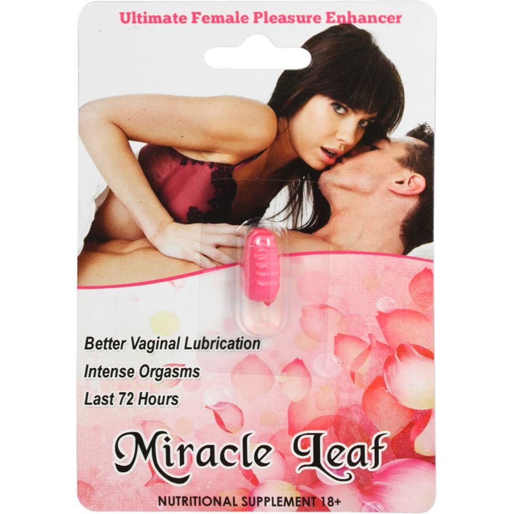 Miracle Leaf for Women Enhancer Supplement 1 Pill Pack - View #1