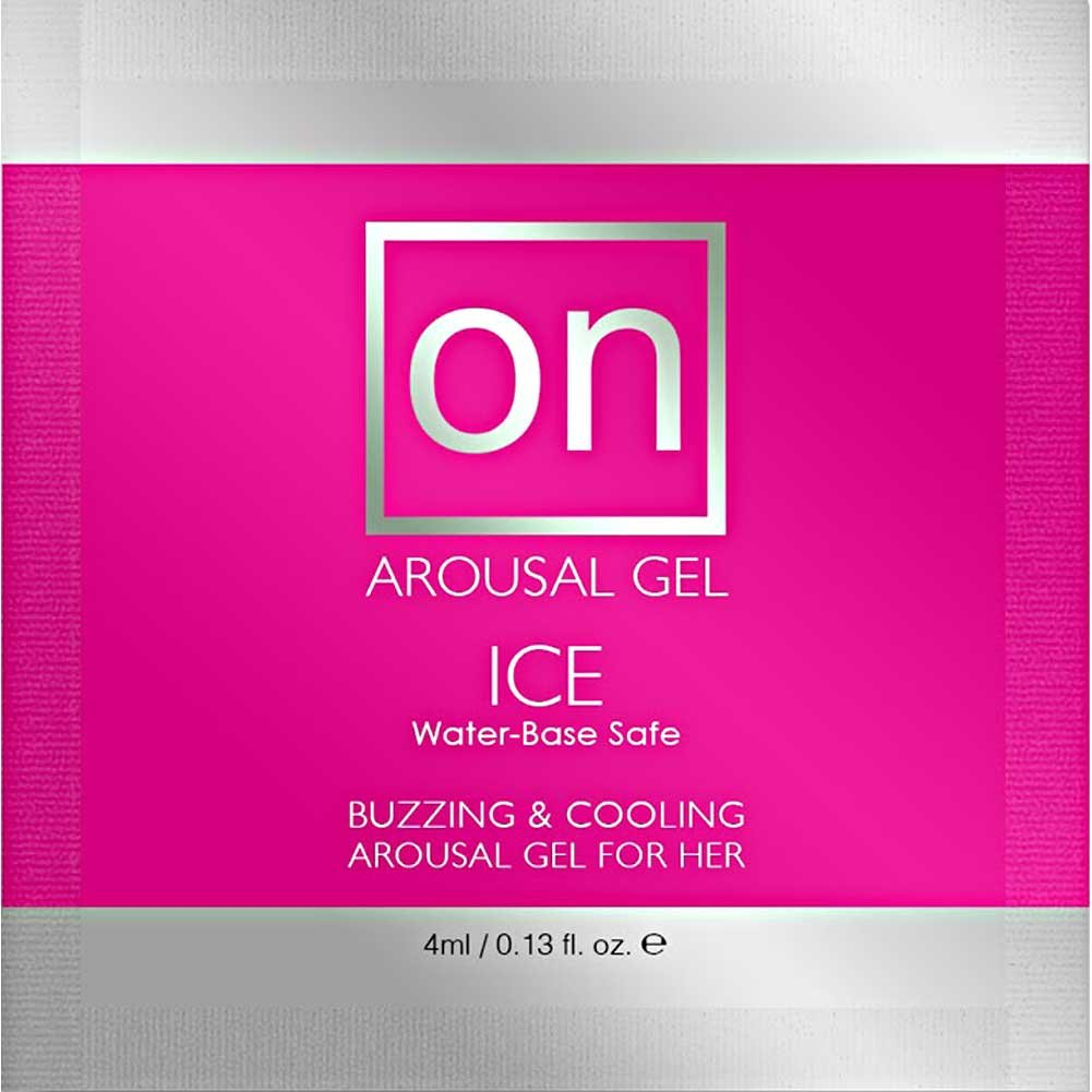 On for Her Arousal Gel Ice Foil - View #1