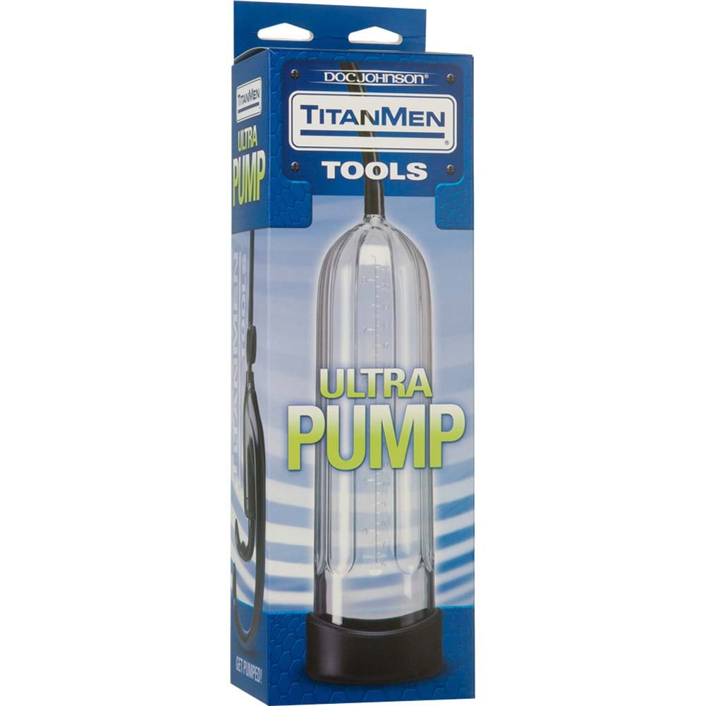TitanMen Tools Ultra Pump Clear - View #1