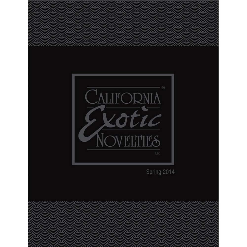 California Exotic Novelties Spring 2014 Collection Catalog - View #1
