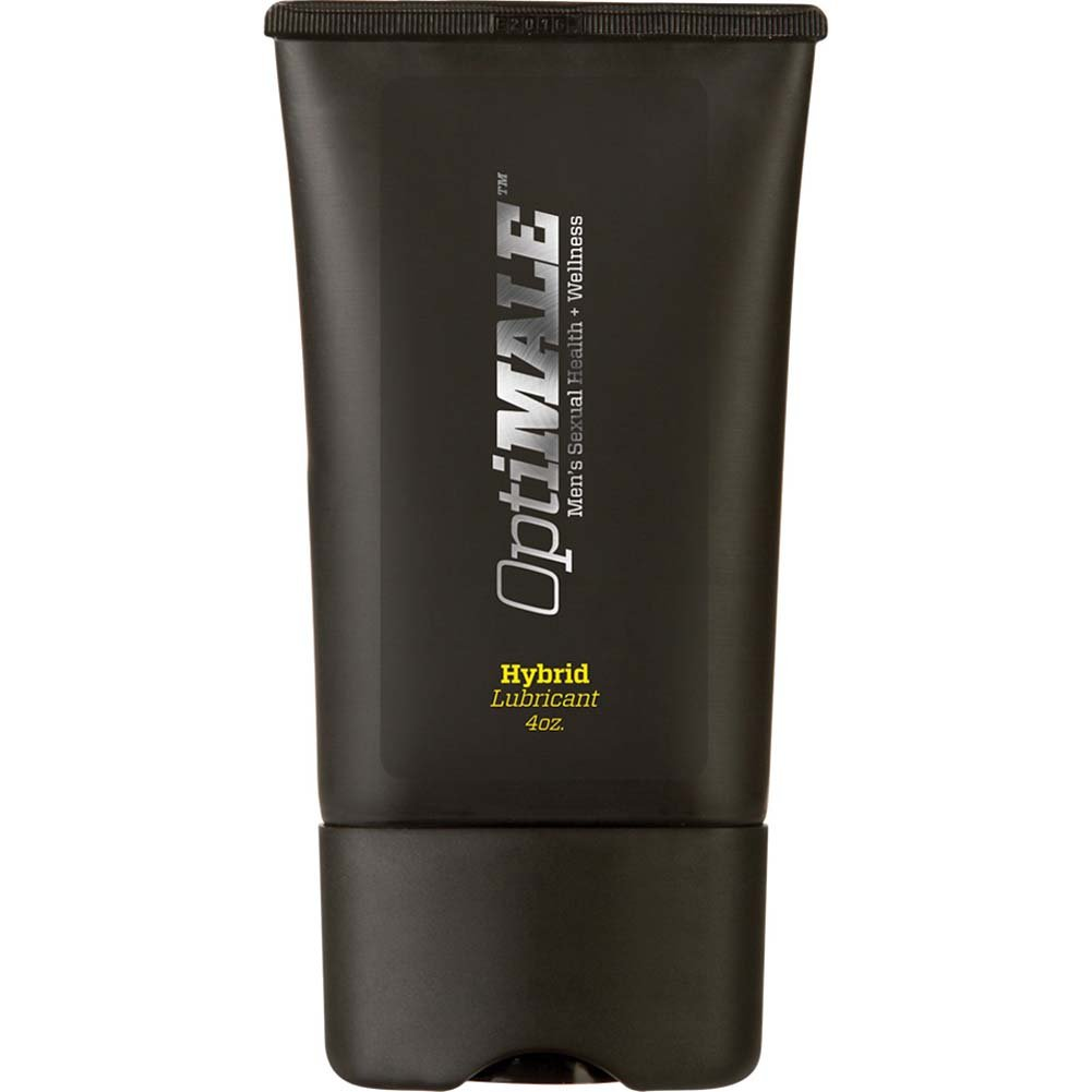 OptiMALE Hybrid Personal Lubricant for Men 4 Fl.Oz 120 mL - View #1