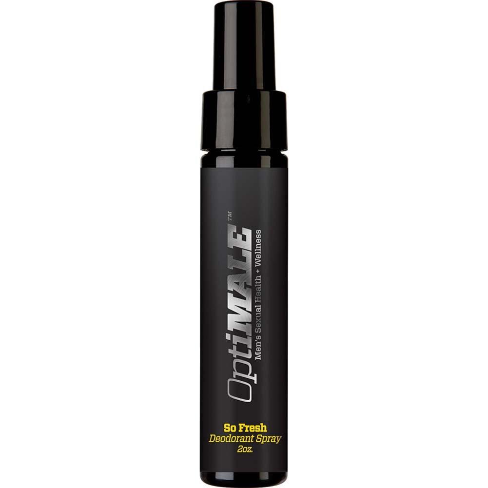 OptiMALE So Fresh Deodorant 2 Oz. Spray - View #1