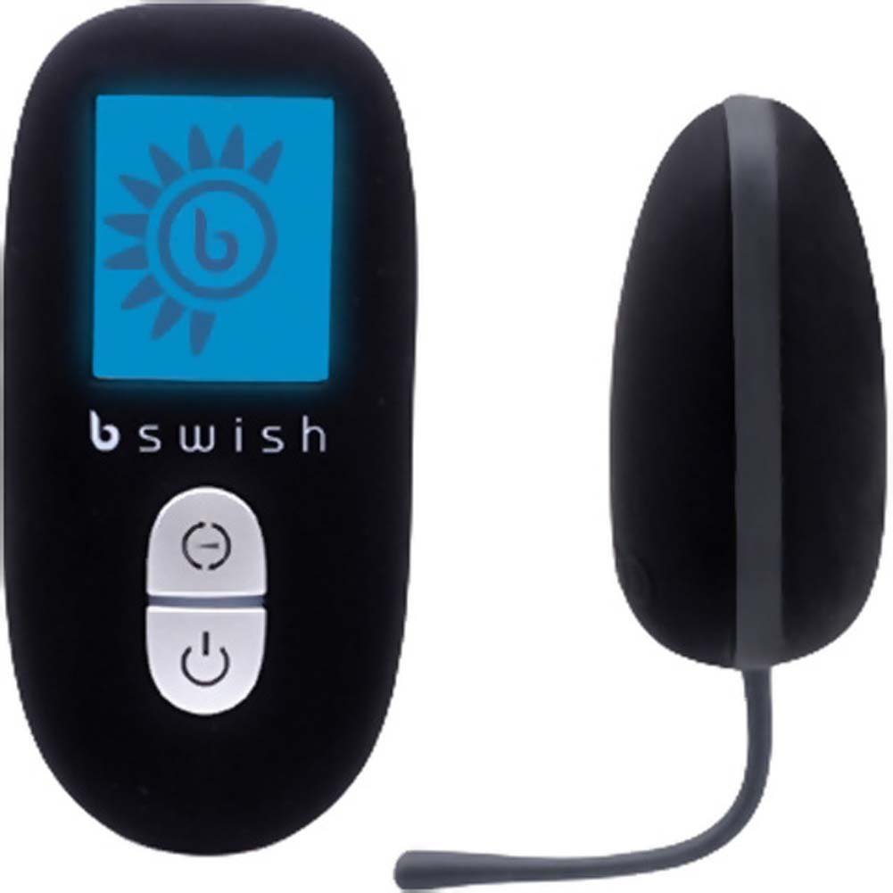 BNaughty Premium Unleashed Wireless Remote Bullet with 7 Functions Black - View #2