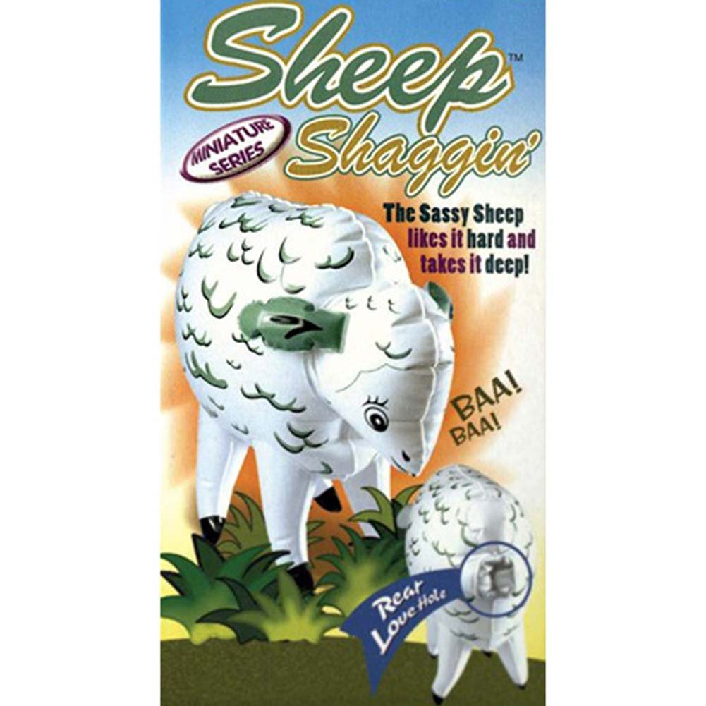 Sheep Shaggin Inflatable Mini Sheep Doll - View #2