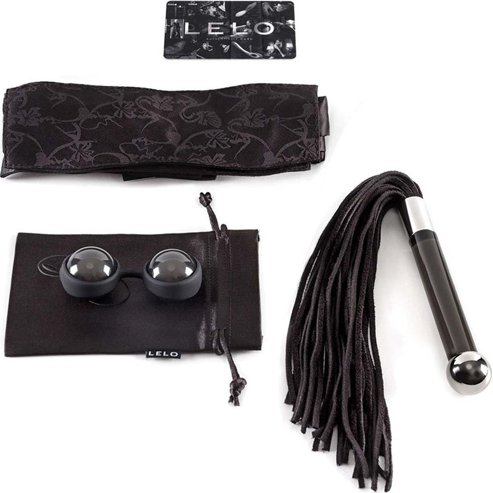 Lelo Dare Me Pleasure Set With Ben Wa Balls Whip and Cuffs - View #2