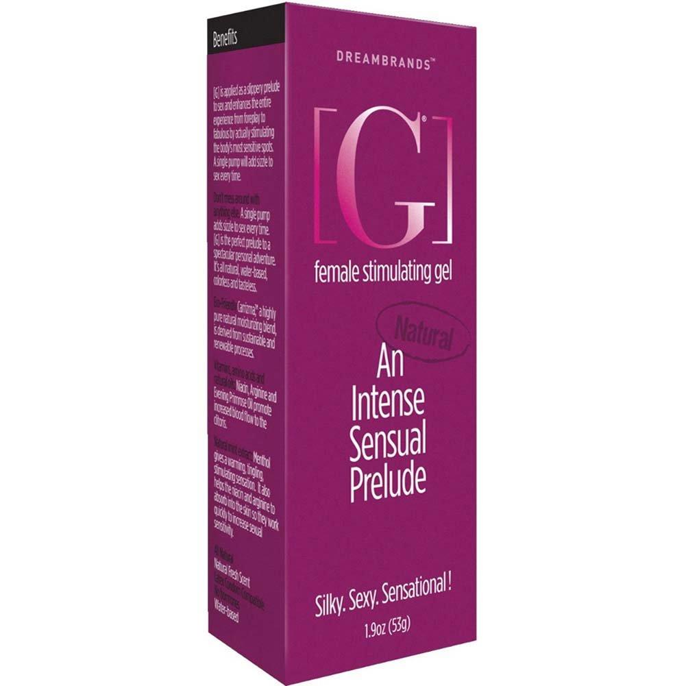Ocean Sensuals G Female Stimulating Gel 1.9 Ounce 53 G - View #1