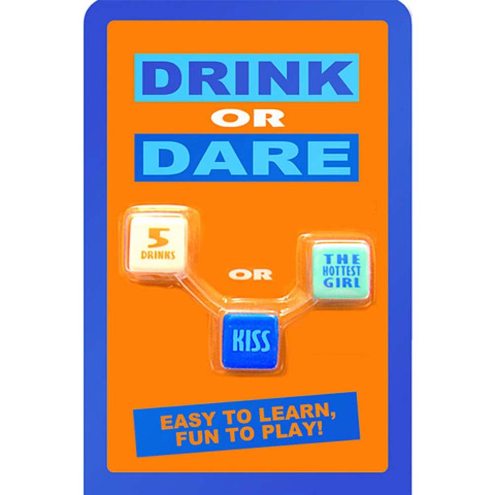 Drink or Dare Dice Game - View #1