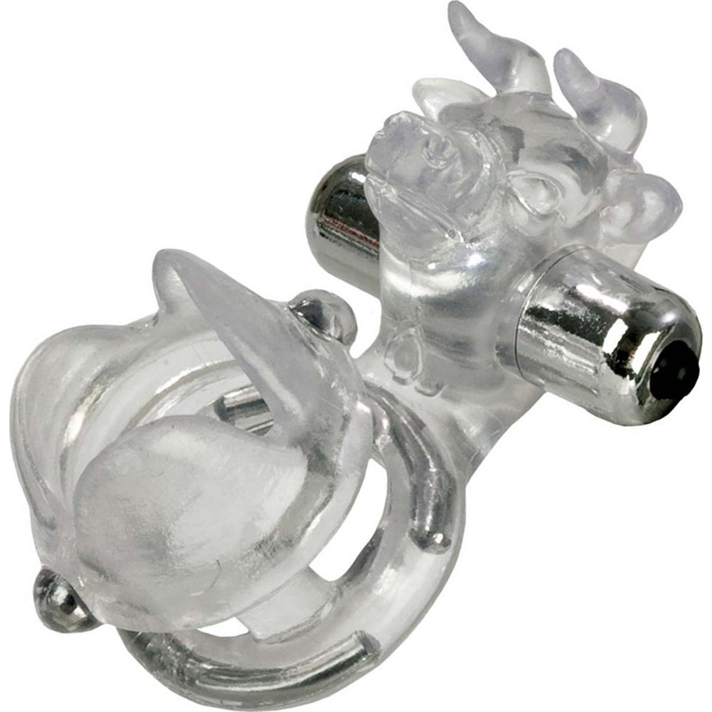 Vibrating Support Plus Extended Ring Matador Clear - View #2