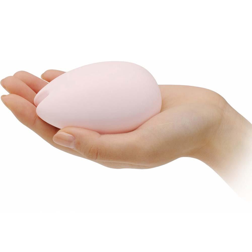 Tenga Iroha Sakura Silicone Vibrating Personal Massager - View #1