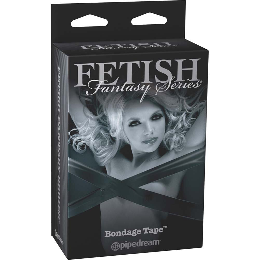 Fetish Fantasy Limited Edition Bondage Tape Black - View #1