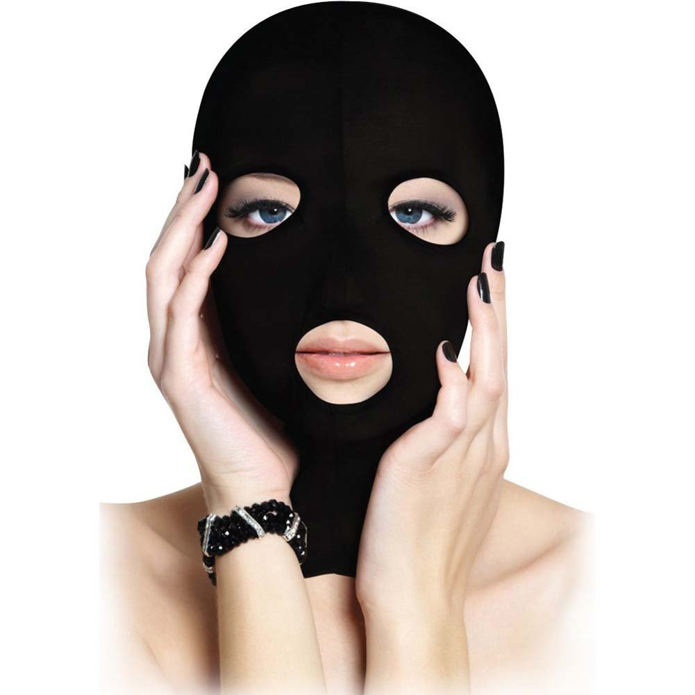 Ouch Subversion Mask One Size Black - View #2
